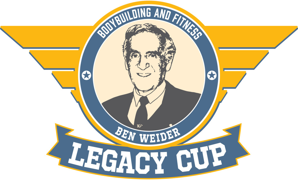 LOGO Ben Weider Legacy Cup