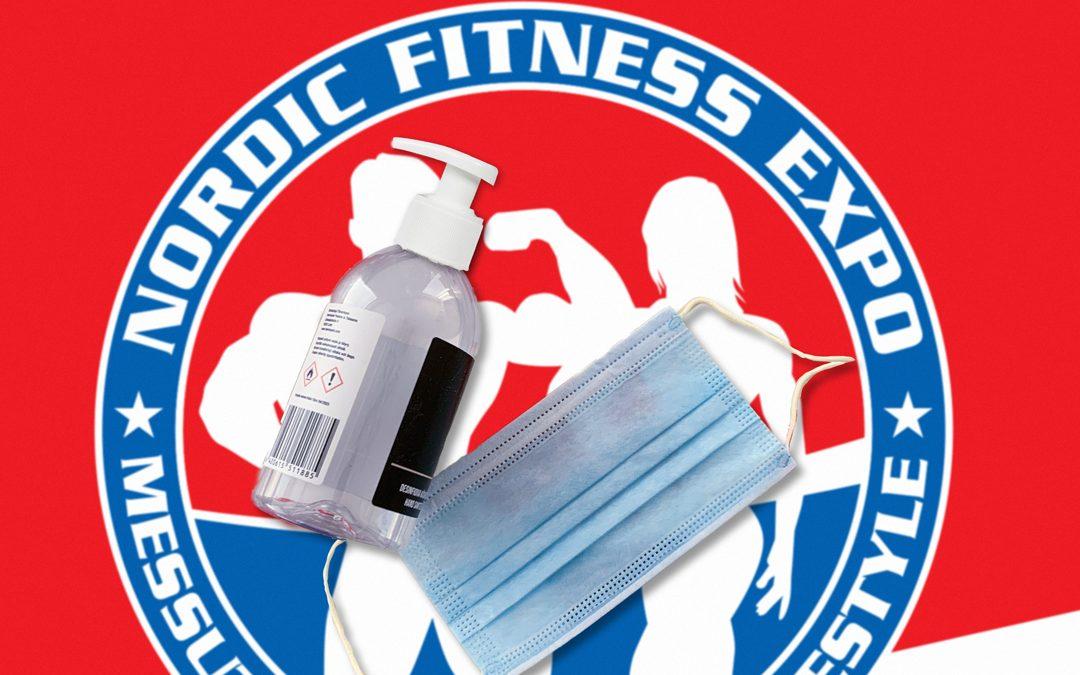 Nordic Fitness Expo 2020 Junior ja Master SM-kilpailujen viralliset tuloskortit