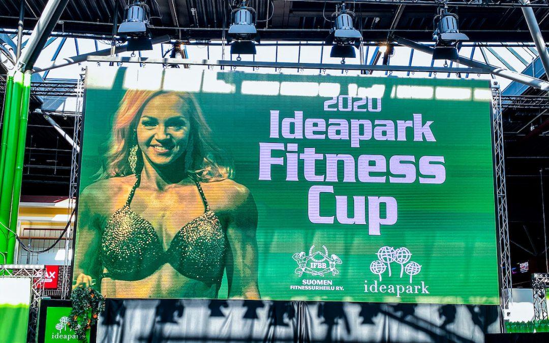 Ideapark Fitness Cup 26.9.2020 Tulokset