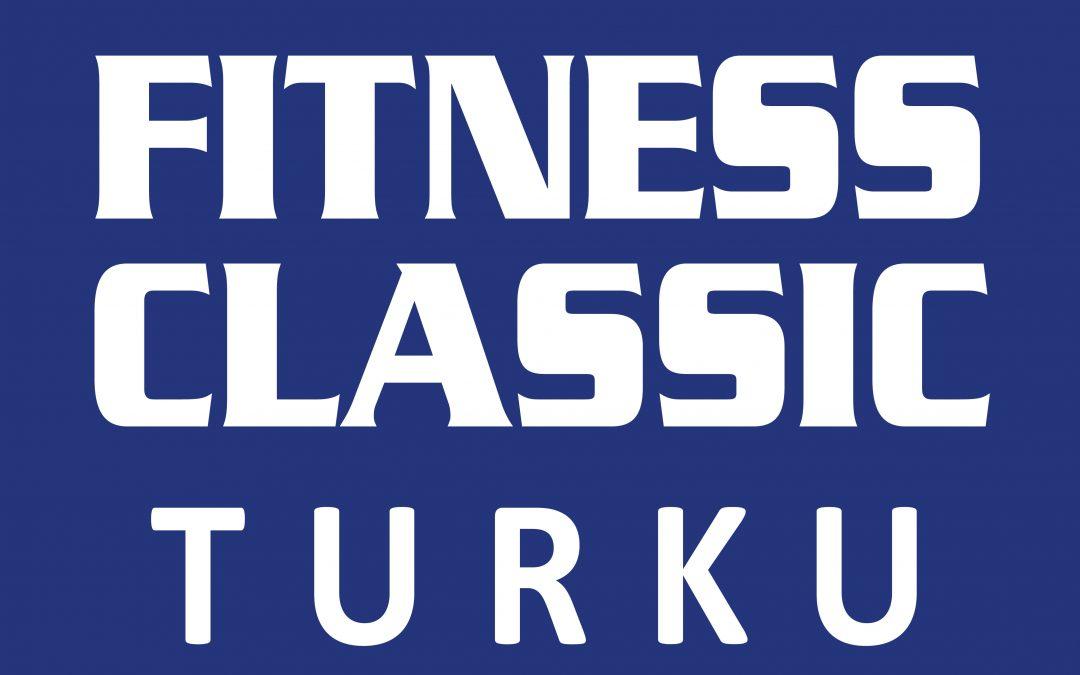 Fitness Classic Turku kilpailijat
