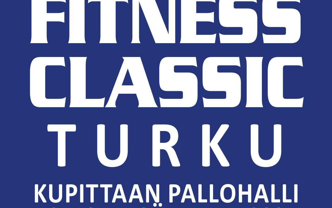Fitness Classic Turku siirtyy kesäkuulle