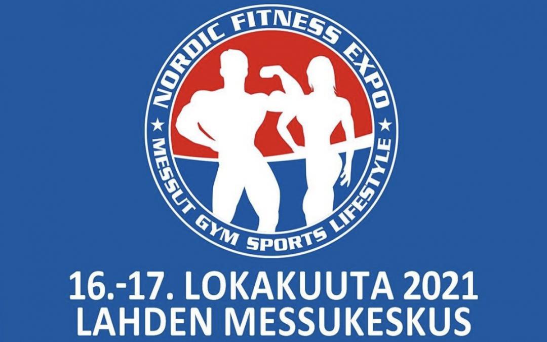 Fitness SM 2021 viralliset tulokset